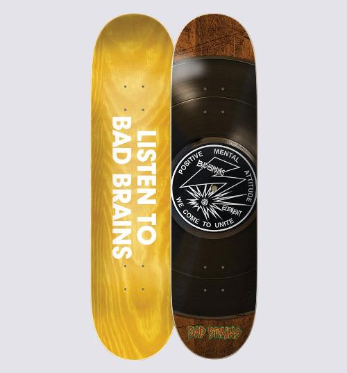 """Element Skateboards Bad Brains Selector 8.2"""""""