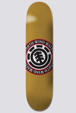 "Element Skateboards Seal Mustard 8.38"""