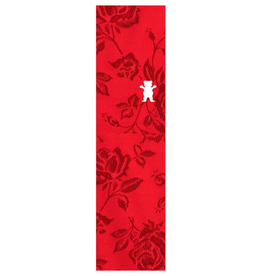 Grizzly Griptape Rose Thread OG Bear Griptape