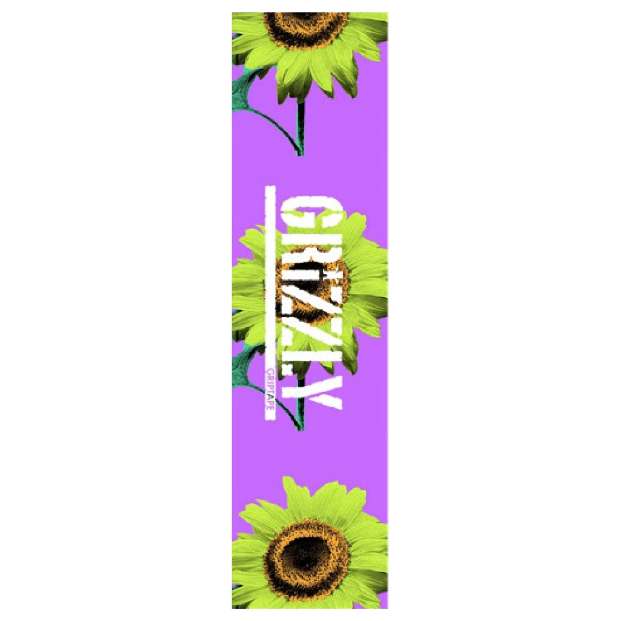Grizzly Griptape Bloom Stamp Griptape