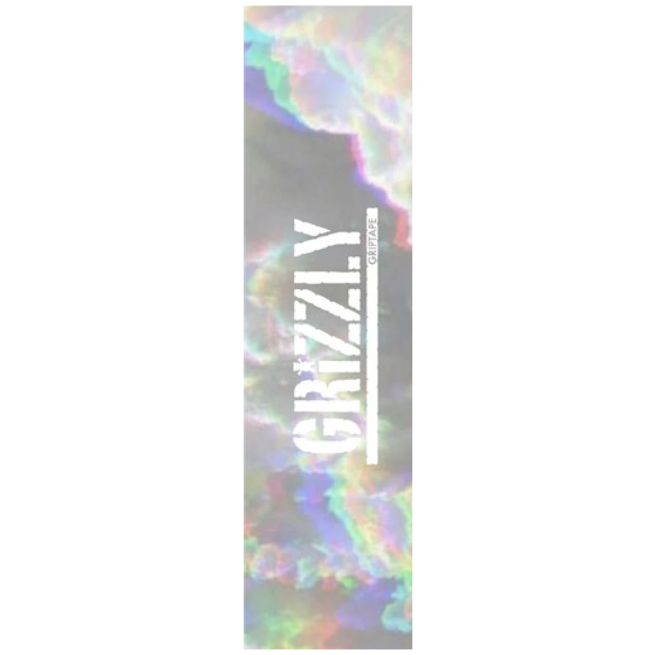 Grizzly Griptape Iridescent Stamp Griptape