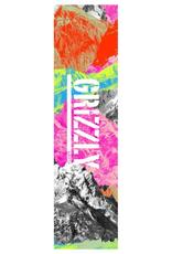 Grizzly Griptape Neon Range Stamp Griptape