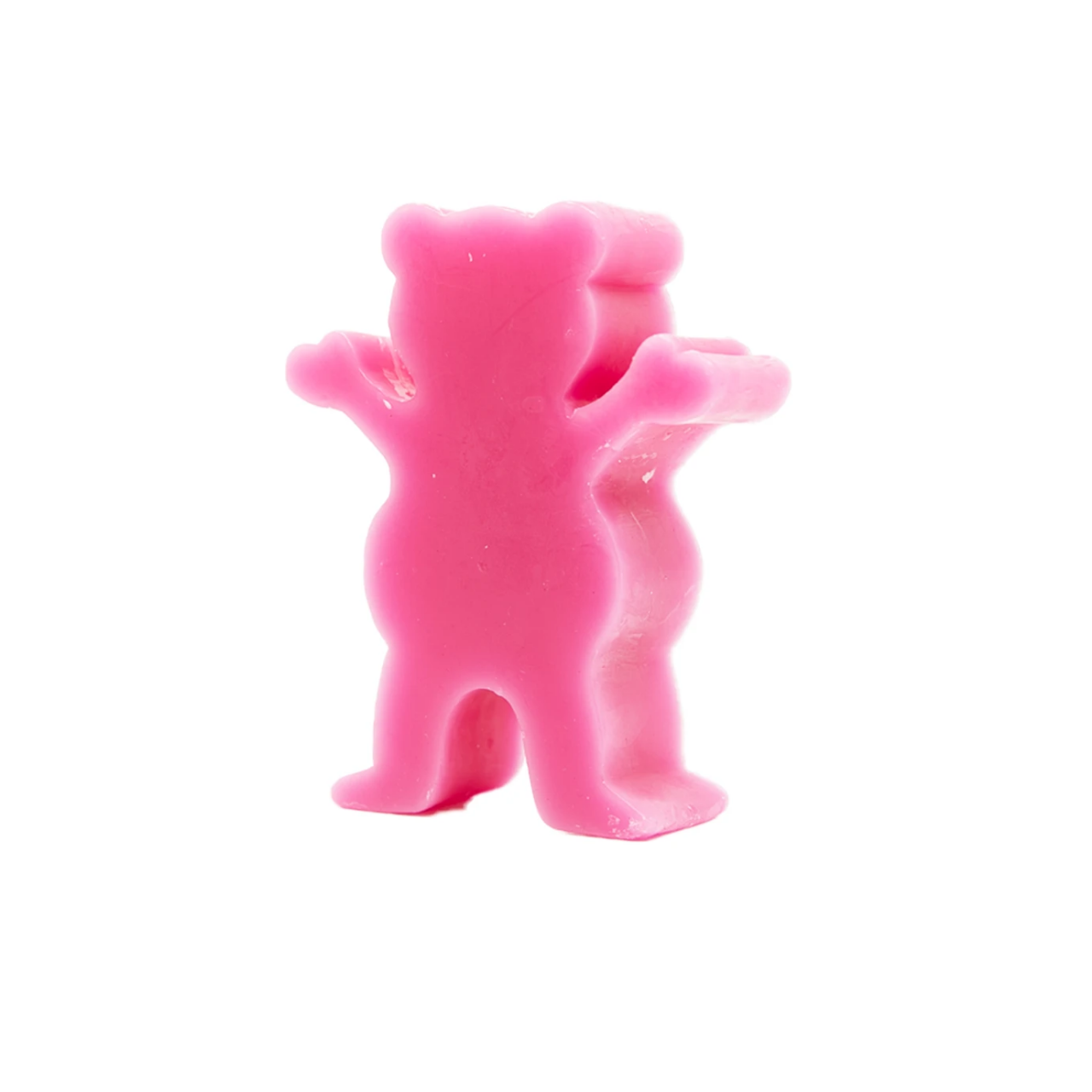 Grizzly Griptape Grizzly Grease Wax Pink
