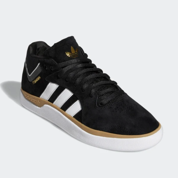 Adidas Tyshawn Pro Black/White/Gum
