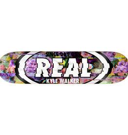 """Real Skateboards Kyle Glitch Oval 8.06"""""""