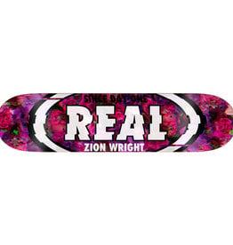 """Real Skateboards Zion Glitch Oval 8.25"""""""