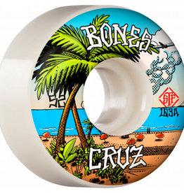 Bones Cruz Buena Vida 52 V2 Street Tech