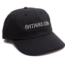 Call Me 917 917 Dialtone Hat Black