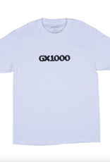 GX1000 Dithered Logo White
