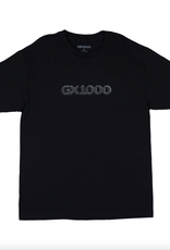 GX1000 Dithered Logo Black