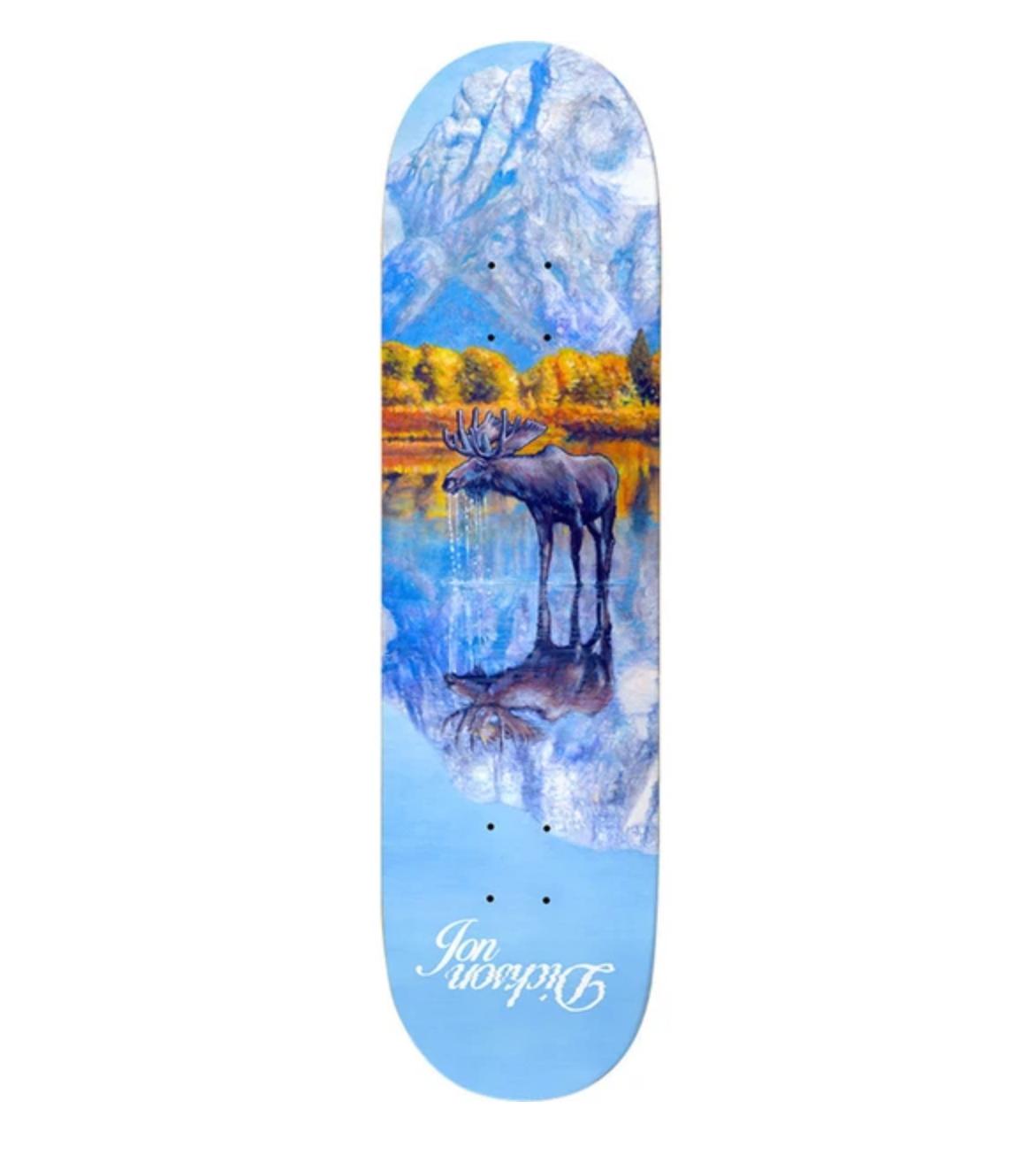 """Deathwish Skateboards JD Mirror Lake 8.0"""""""