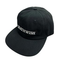 Deathwish Skateboards Antidote Black/White Strapback