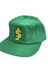 Shake Junt Crook Green Corduroy Snapback