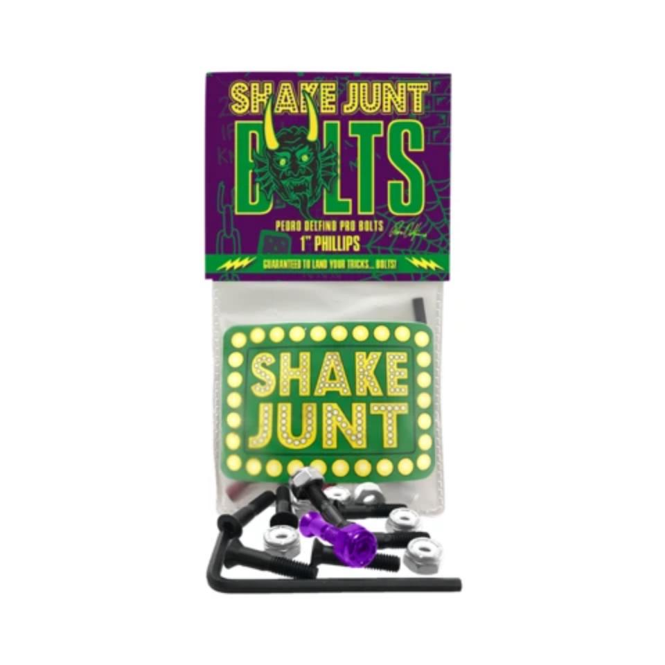 "Shake Junt SJ Pedro Delfino Phillips Hardware 1"""