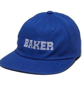 Baker Skateboards Big Blue Royal Strapback Hat