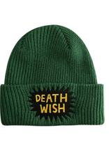 Deathwish Skateboards Quarantine Green Beanie