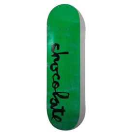 "Chocolate Skateboards Tershy OG Chunk 8.5"" Green/Black"