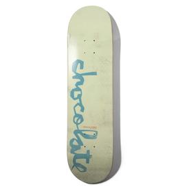 """Chocolate Skateboards Perez OG Chunk 8.0"""" White/Blue"""