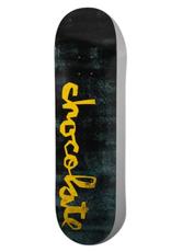"Chocolate Skateboards Alvarez OG Chunk 8.25"" Black/Yellow"