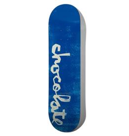 "Chocolate Skateboards Roberts OG Chunk 7.75"" Blue/White"