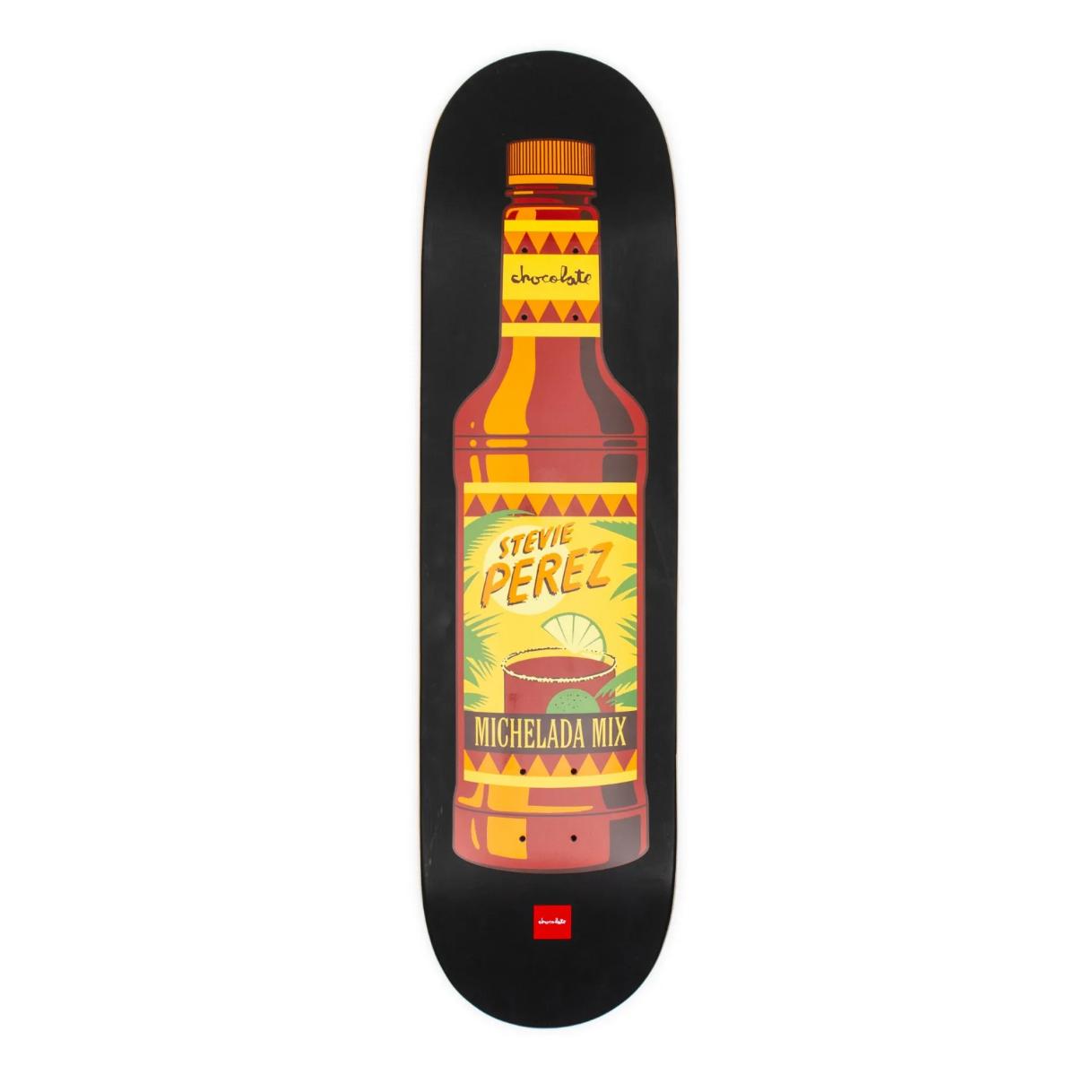 "Chocolate Skateboards Perez Hecox Essentials 8.375"""