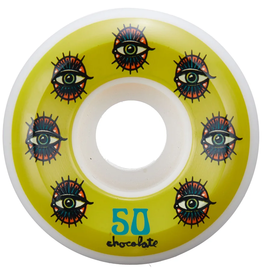 Chocolate Skateboards Hecox Essentials Conical 50mm Wheel
