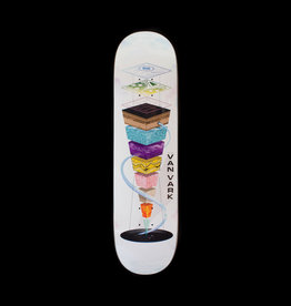 Real Skateboards Tanner Topography 8.25