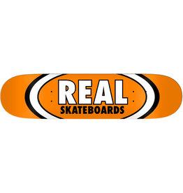 Real Skateboards Classic Oval Orange 7.5