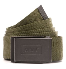 HUF Otis Scout Belt Olive