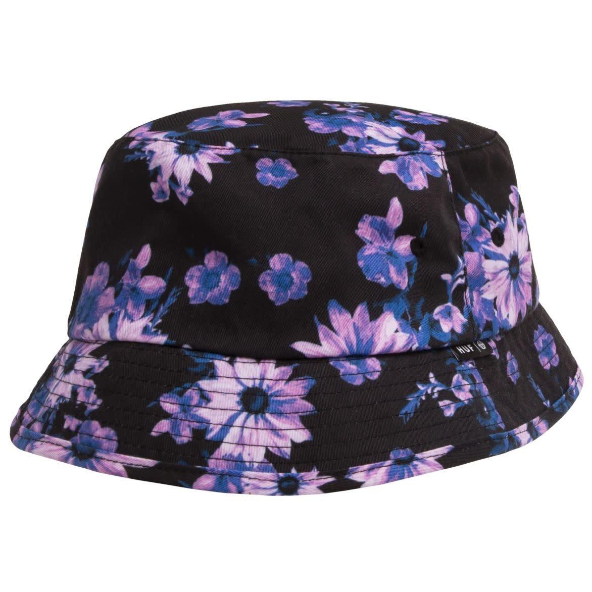 HUF Dazy Bucket Hat Black L/XL