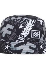 HUF Haze Bucket Hat Black S/M