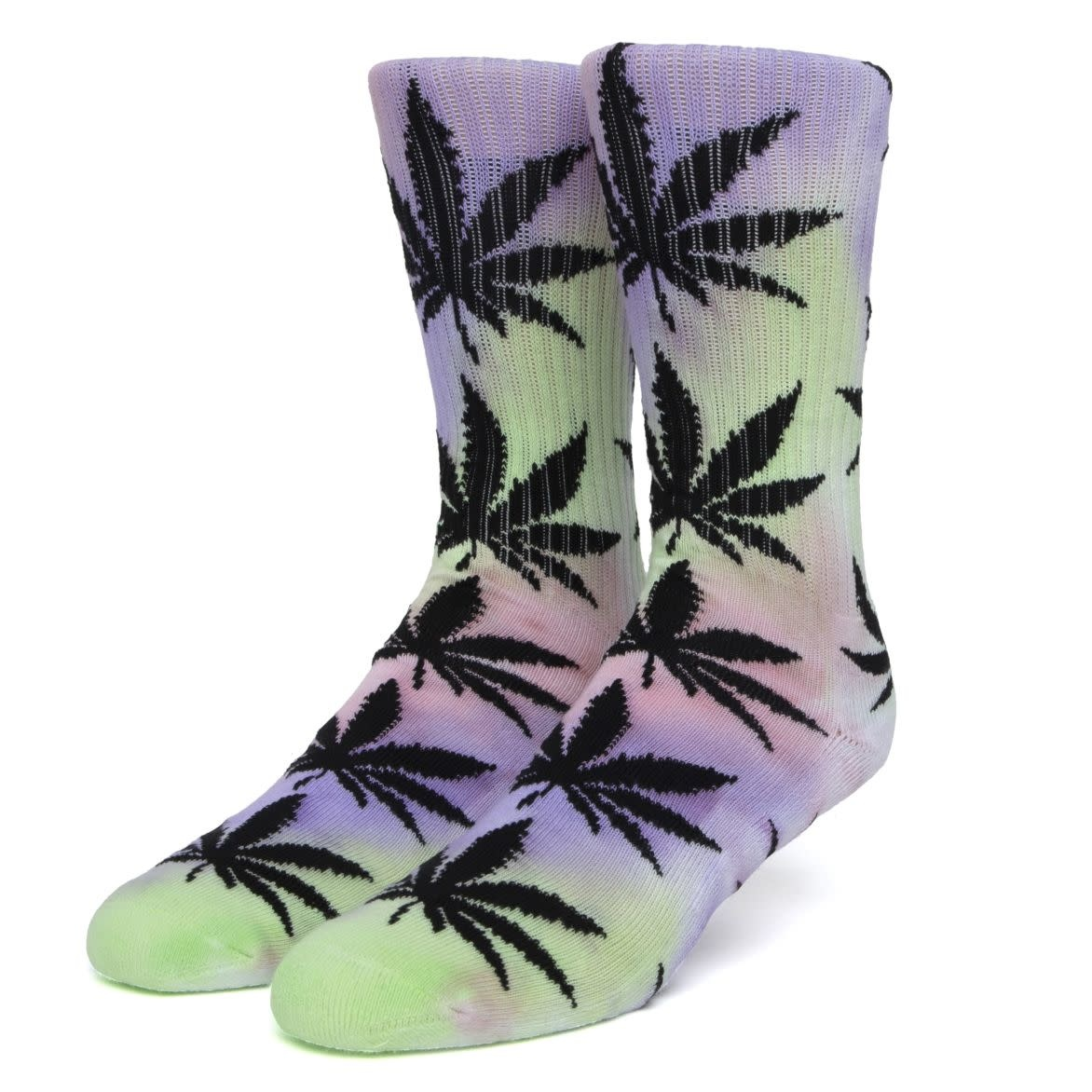 HUF Drip Dye Plantlife Purple