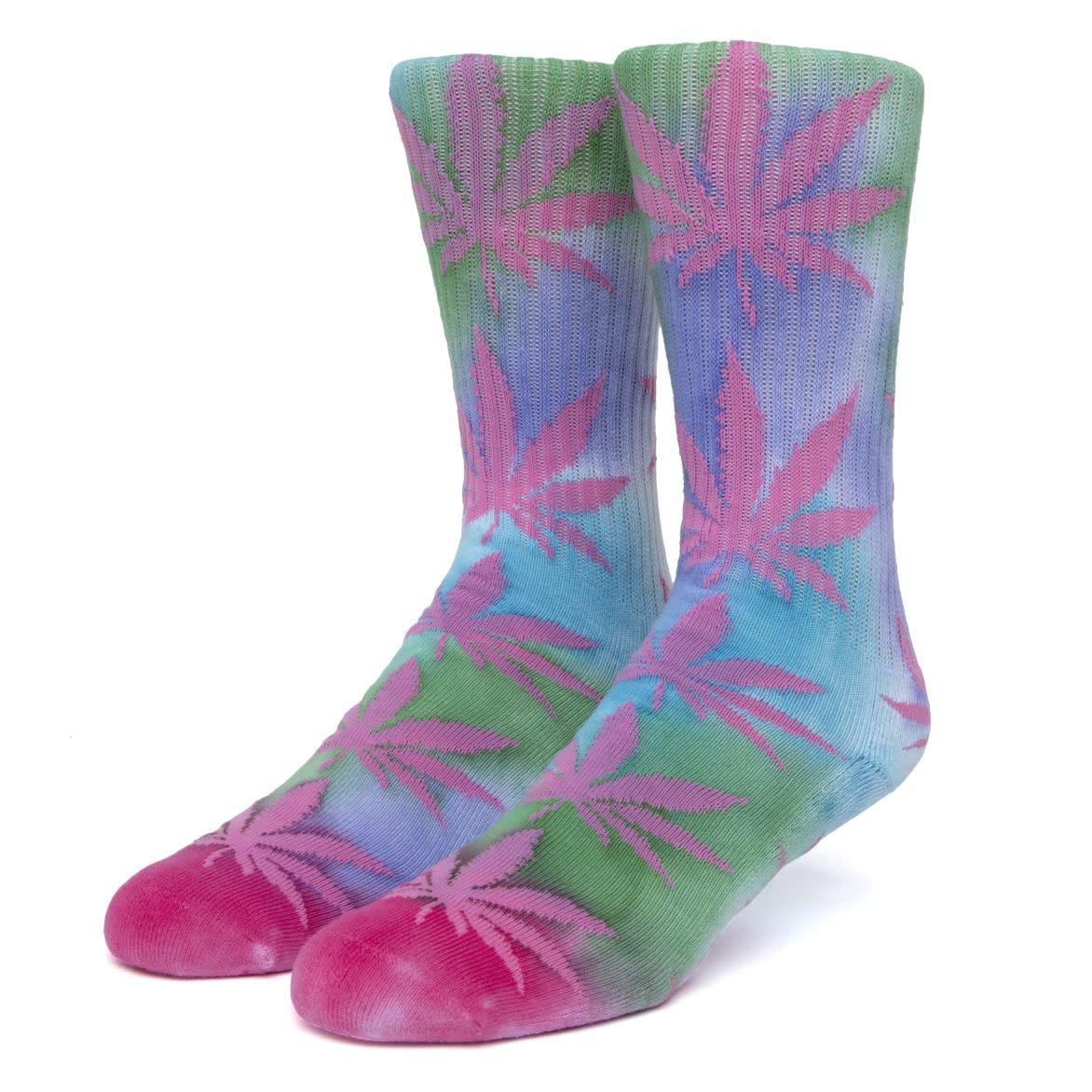 HUF Drip Dye Plantlife Pink
