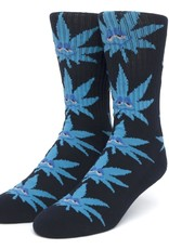 HUF Green Buddy Strains Sock Navy