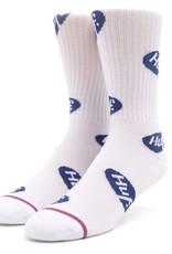 HUF Relax Sock White