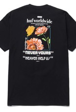 HUF Never Yours Black