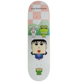 """Frog Skateboards Scream Your Dream 8.6"""""""