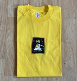 Shitty Kids Bad Brains Yellow Tee