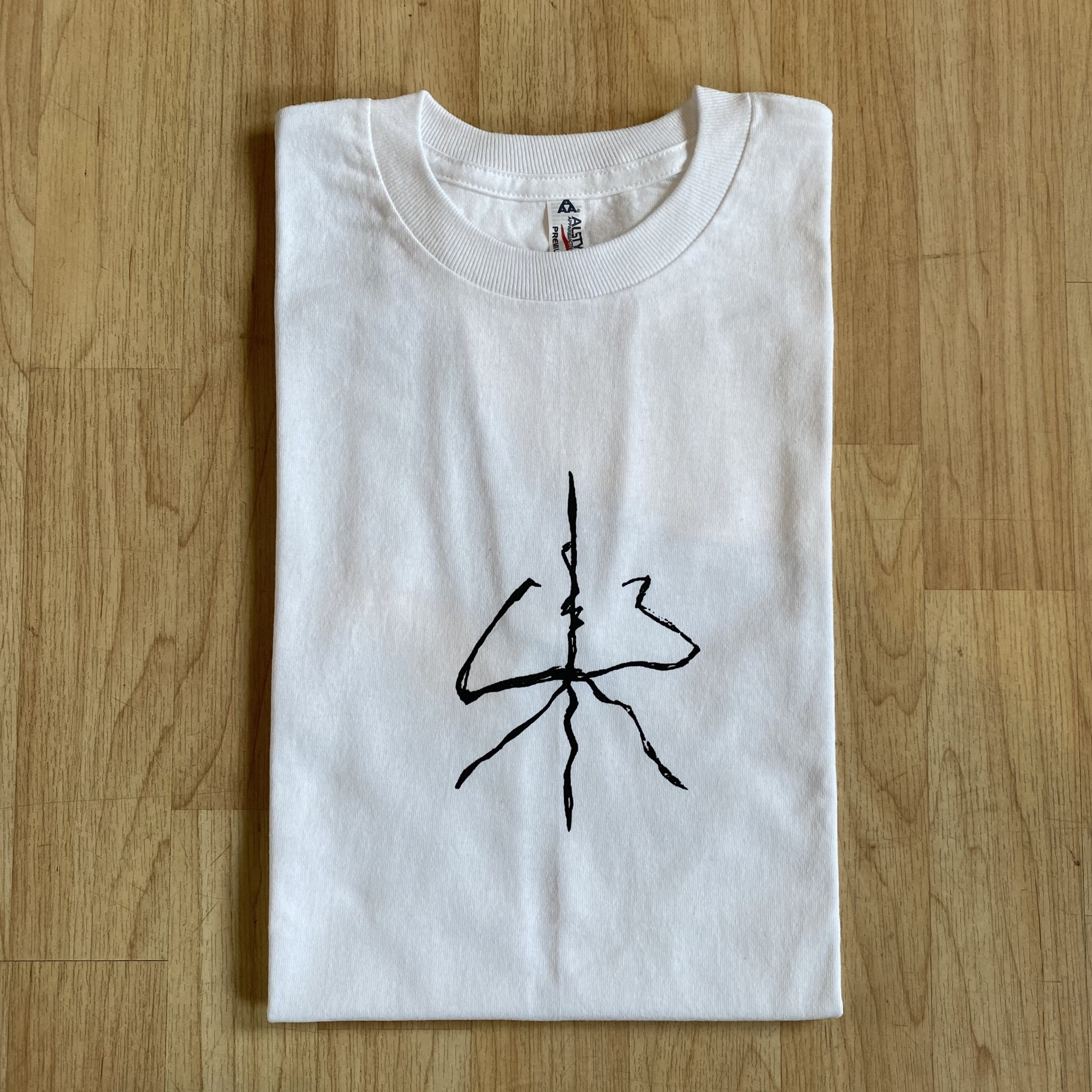 Shitty Kids Scribbler White Tee
