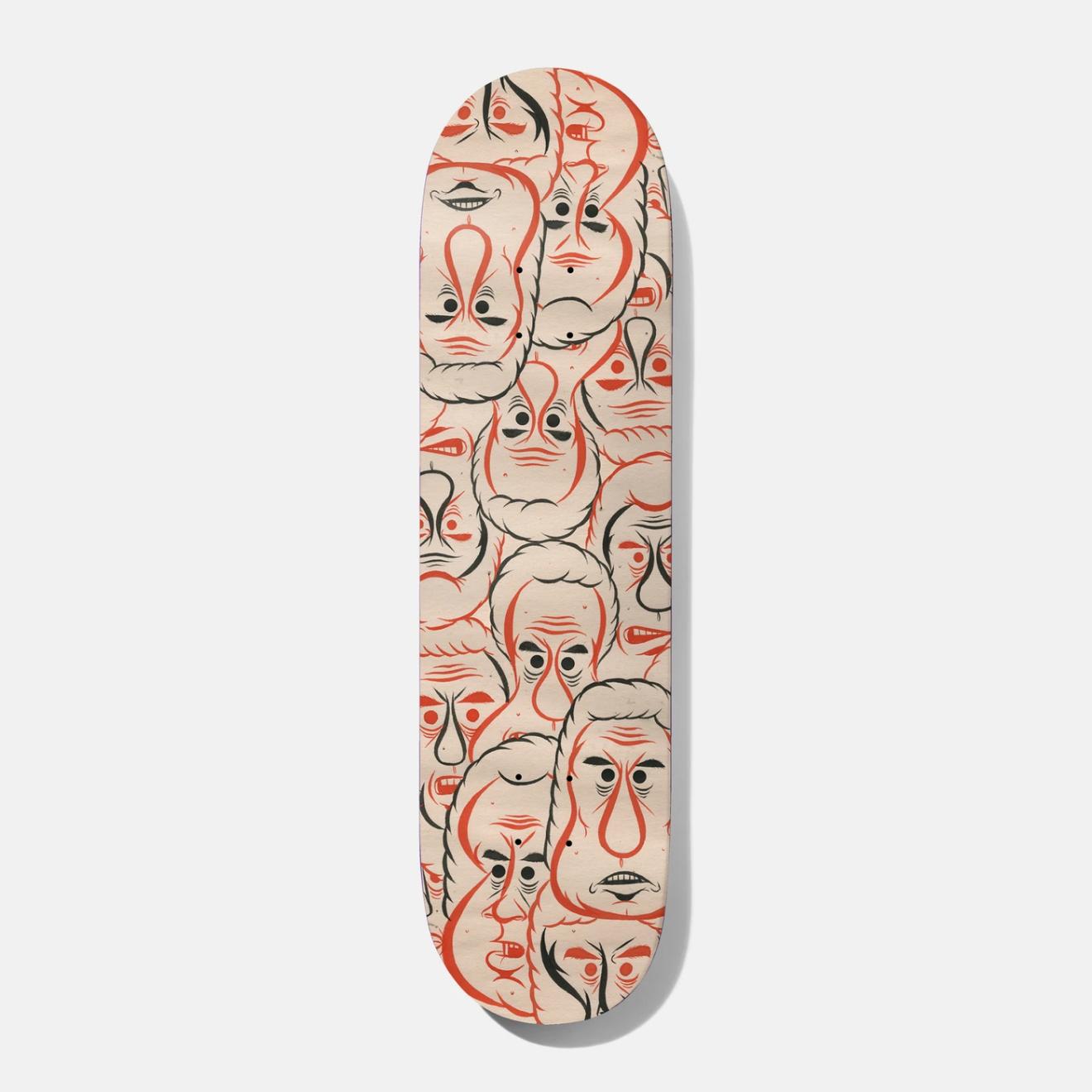 """Baker Skateboards ES Barry 8.0"""""""