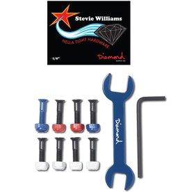 "Diamond Supply Company, Inc Stevie Williams Pro Hardware 7/8"""