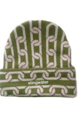 Stingwater Stingwater Chain Fold Beanie Army