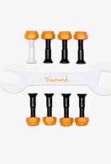 "Diamond Supply Company, Inc Eric Koston Pro Hardware 7/8"""