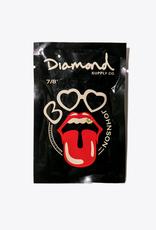 "Diamond Supply Company, Inc Boo Johnson Pro Hardware Black 7/8"""