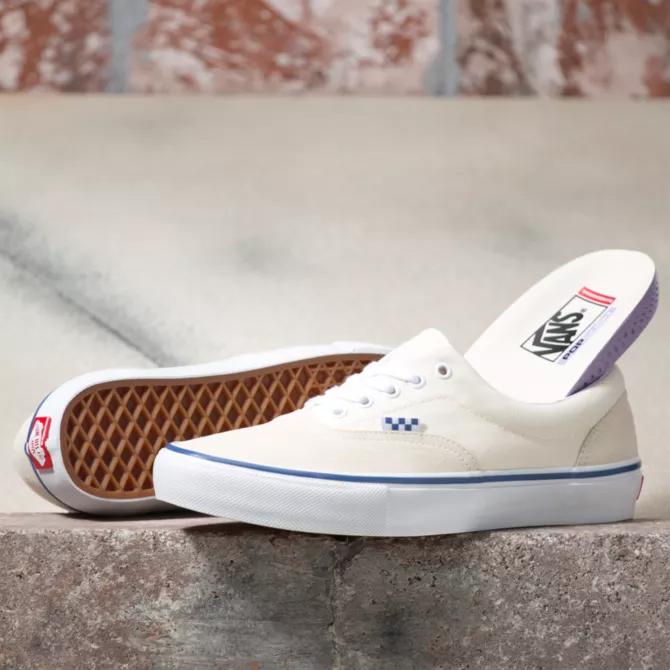 Vans Shoes Skate Era Off White