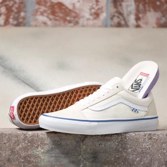 Vans Shoes Old Skool Pro Off White