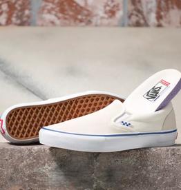 Vans Shoes Slip On Pro Off White