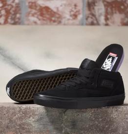 Vans Shoes Skate Half Cab Black/Black