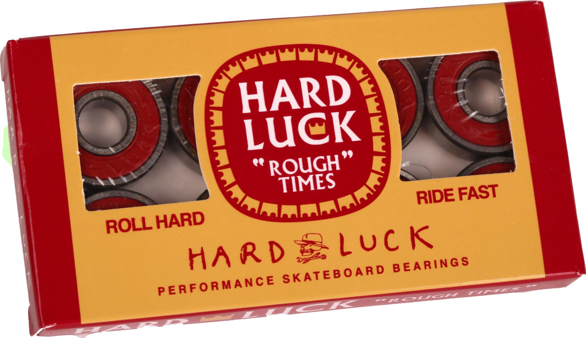 Hard Luck Mfg. Rough Times Bearings