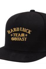 Hard Luck Mfg. Team Go Fast Black Snapback